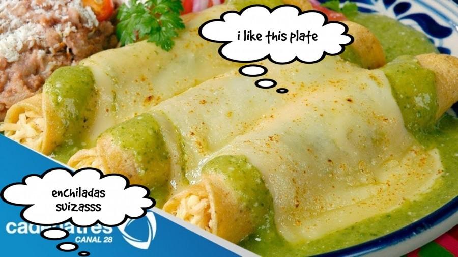 enchiladas suizasss  | phrase.it