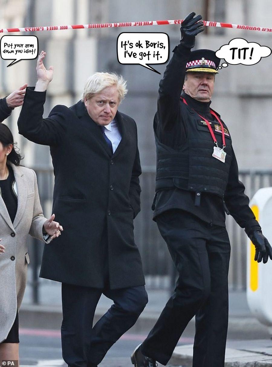 It's ok Boris, I've got it.  | phrase.it