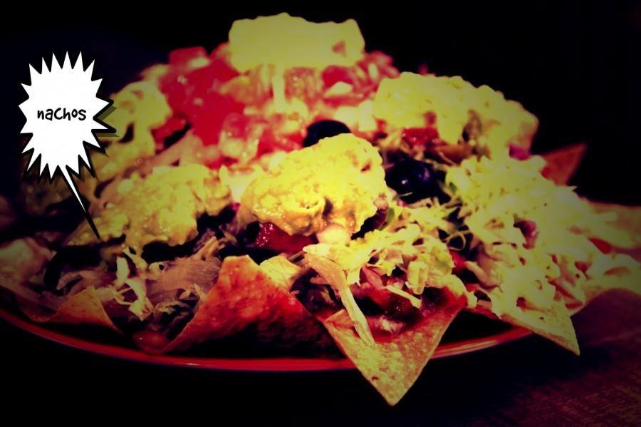 nachos  | phrase.it