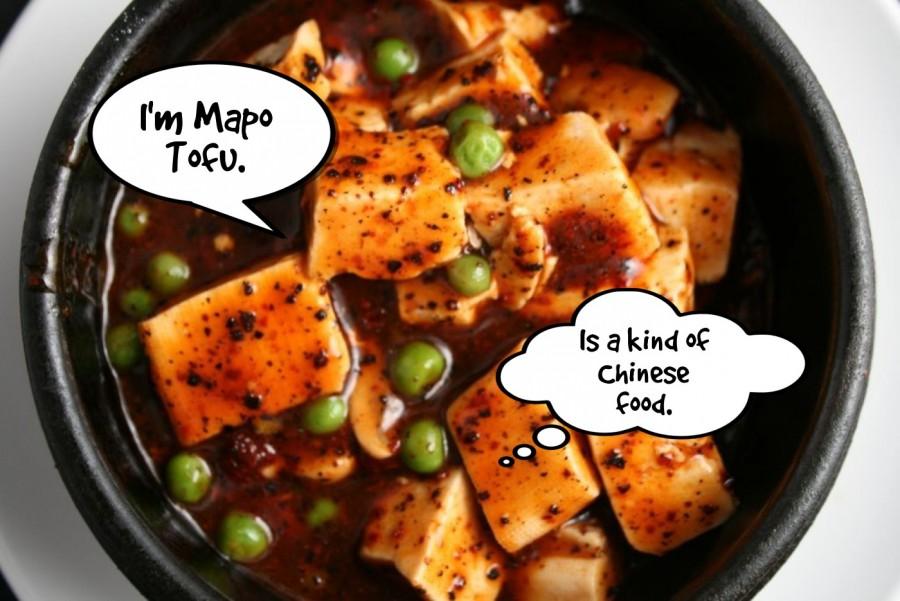 I'm Mapo Tofu.  | phrase.it