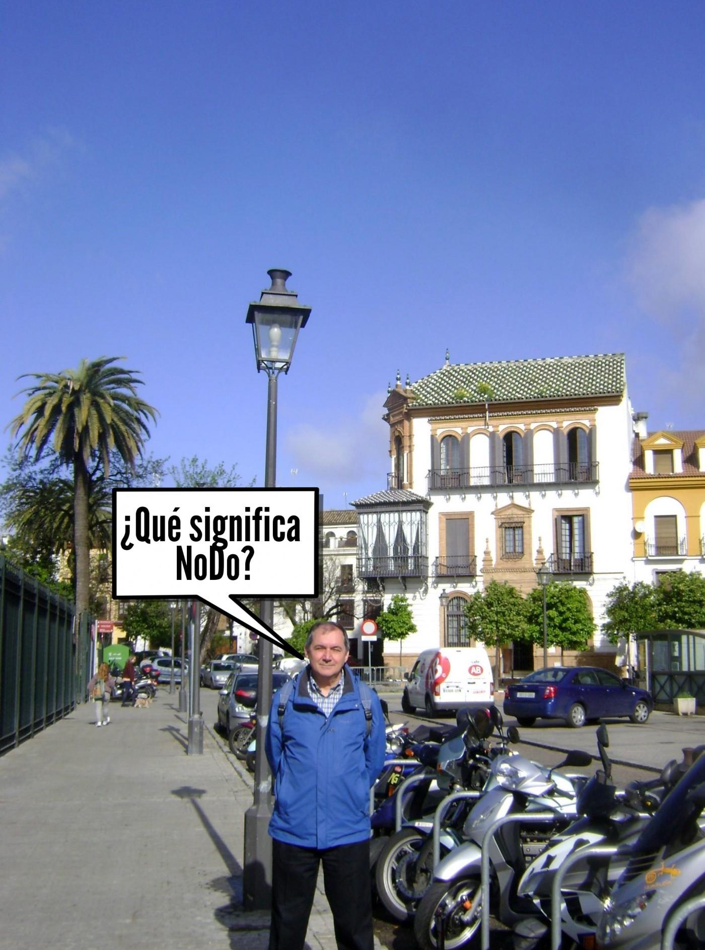 phrase.it - ¿Qué significa  NoDo?