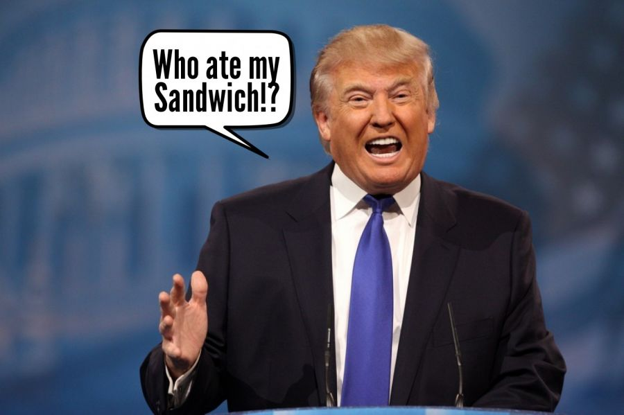Who ate my Sandwich!?  | phrase.it
