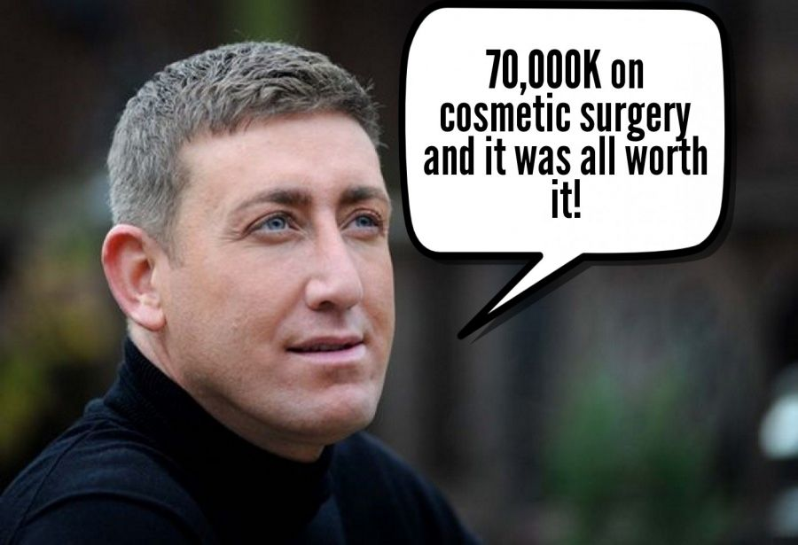 70,000K on cosmetic surgery and it was all worth it!  | phrase.it