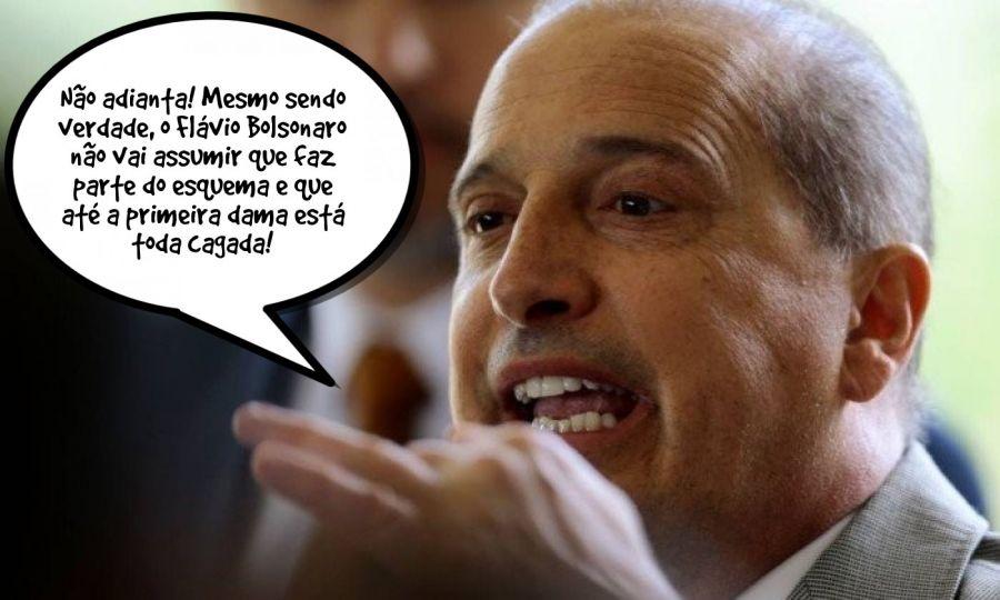 Não adianta! Mesmo sendo verdade, o Flávio Bolsonaro não vai... | phrase.it
