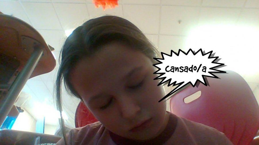 cansado/a  | phrase.it